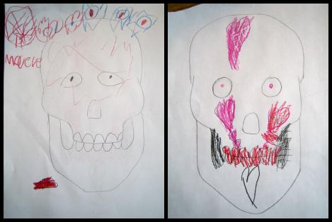 Maeve's skulls