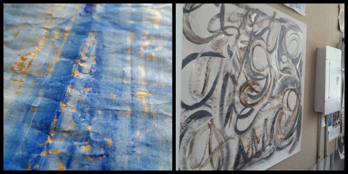 Studio collage 3