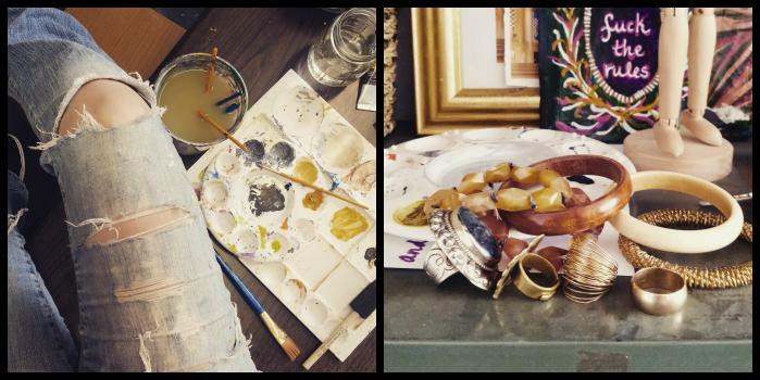 Studio collage 5